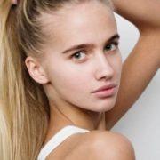 Stunning model Sokolova Valeria
