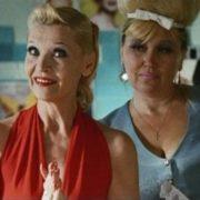 Svetlichnaya in the film The Goddess. How I fell in love