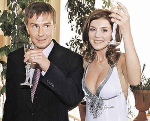 Valentin Belkevych and Sedokova