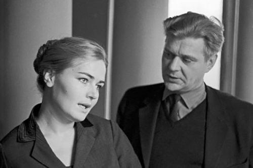 Vladimir Fetin and Lyudmila Chursina