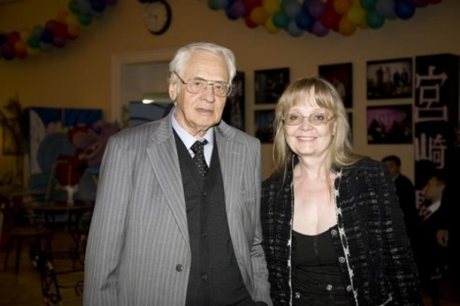 Vladimir Naumov and Natalia Belohvostikova