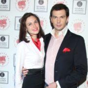 Vyacheslav Fedotov and Irina Antonenko