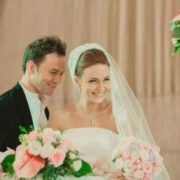 Wedding of Anna Snatkina and Victor Vasiliev