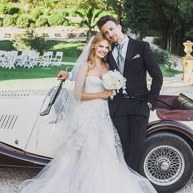 Wedding of Elena Kuletskaya and Stanislav Romanovsky