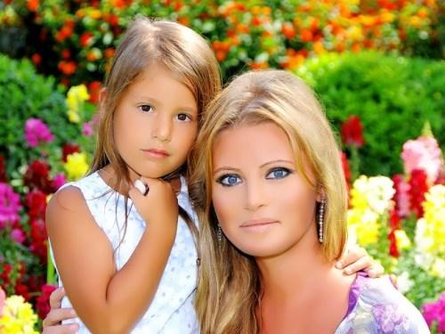 dana borisova daughter