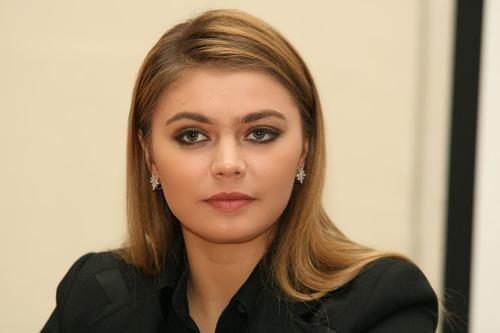 Russian Politician Alina Kabaeva Russian Personalities