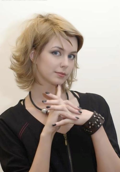 Gurkova Alexandra singer and actress