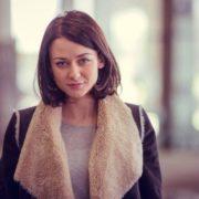 Amazing actress Olerinskaya Ingrid