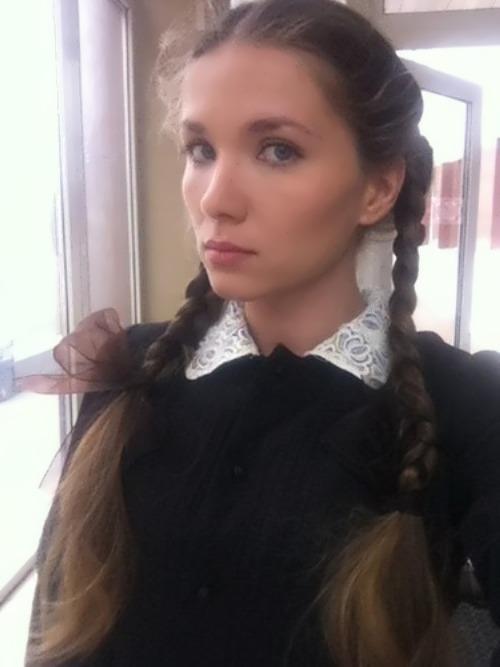 Vedenskaya Anastasia actress