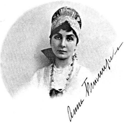 Anna Timiryova Admiral Kolchak