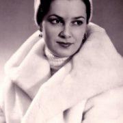 Astonishing actress Bystritskaya Elina