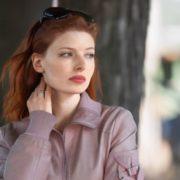 Astonishing actress Emiliya Spivak