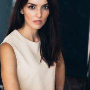 Astonishing actress Yulia Zimina