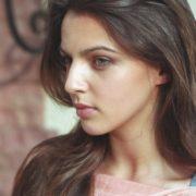 Attractive actress Leonova Irina