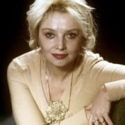 Attractive actress Nataliya Kustinskaya