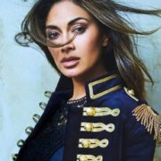 Nicole Scherzinger, American singer with Russian roots