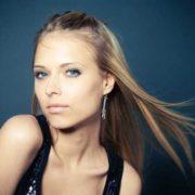 Awesome model Dasha Kapustina
