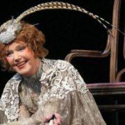 Borisova in the play Quayside