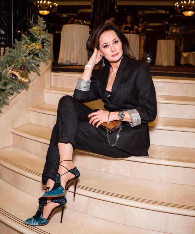 bright actress kabo olga   russian personalities
