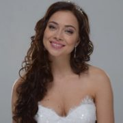 Bright actress Nastasia Samburskaya