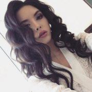 Bright singer Ekaterina Ryabova
