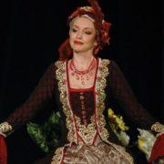 Brilliant actress Samokhina Anna