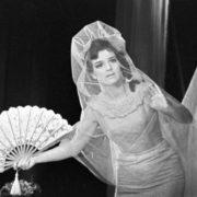 Brilliant actress Yulia Borisova