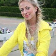 Anna Dubowitskaya, ex-member of Blestyashchie