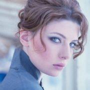 Cute actress Emiliya Spivak