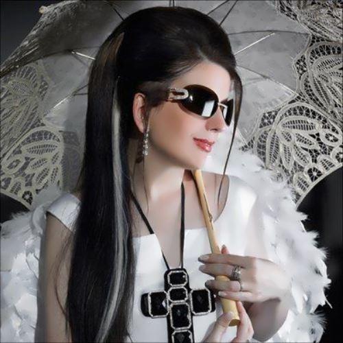 Diana Gurtskaya, blind singer