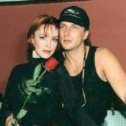 Dmitry Nagiev and Anna Samokhina