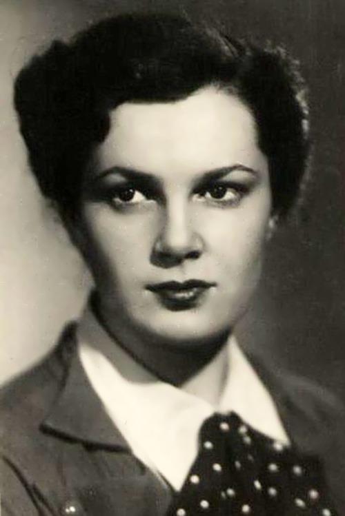 Bystritskaya Elina actress