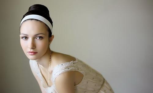 Khirivskaya Evgenia actress
