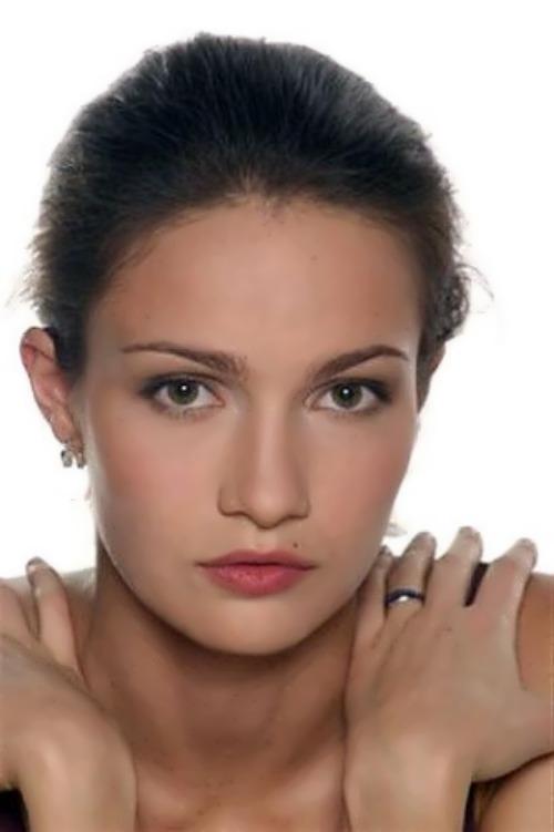 Evgeniya Khirivskaya - Russian actress