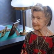 Fabulous actress Yulia Borisova