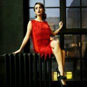 Fabulous actress Yulia Zimina