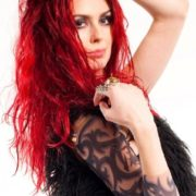 Fabulous singer Aleksandra Gurkova