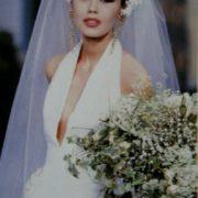 Fashionable model Tatyana Sorokko