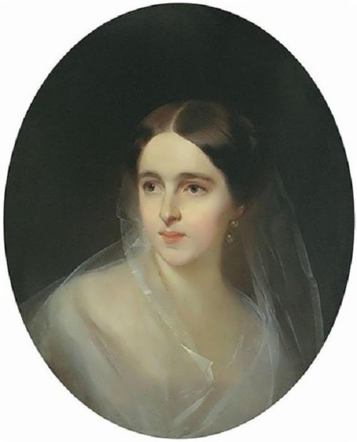 goncharova portrait