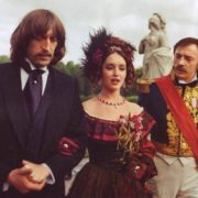 Great actress Samokhina Anna in The Prisoner of Castle If