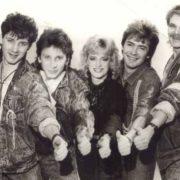 Gulkina and the band Stars