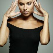 Incredible model Dasha Kapustina