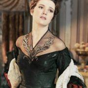 Interesting actress Yulia Borisova in the film Princess Turandot