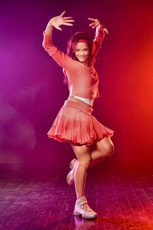Chaschina Irina gymnast