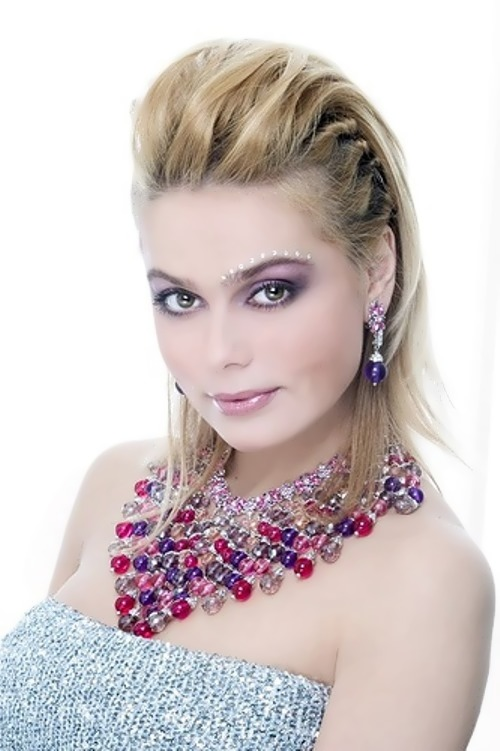 Kseniya Novikova - Russian pop singer