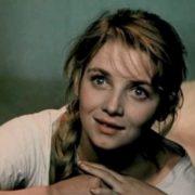 Kustinskaya in the film Walking Through the Agony