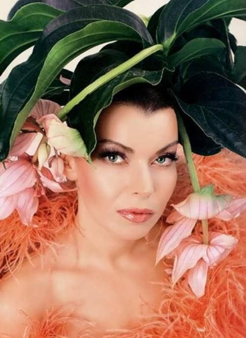 Dance Lada Russian singer