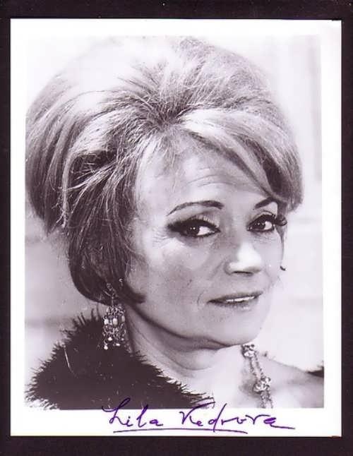 Kedrova Lila French actress
