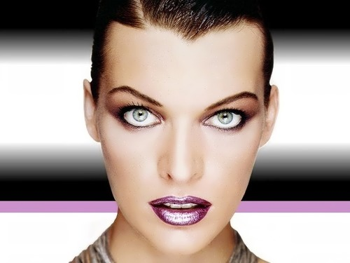 Jovovich Milla actress