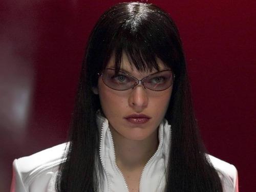 Jovovich Milla actress